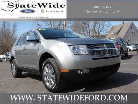 2008 LINCOLN MKX 4 DOOR SUV