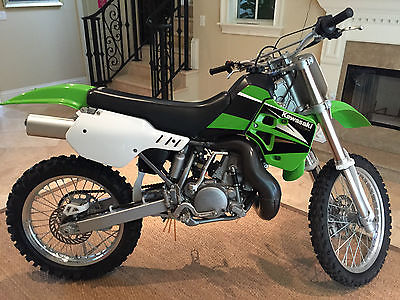 Kawasaki : KX NEW 2004 Kawasaki KX500 KX 500 Last year of the