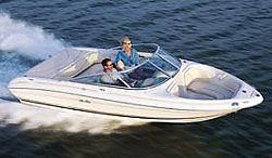 2000 Sea Ray 185 I/O 190hp Runabout/with trailer