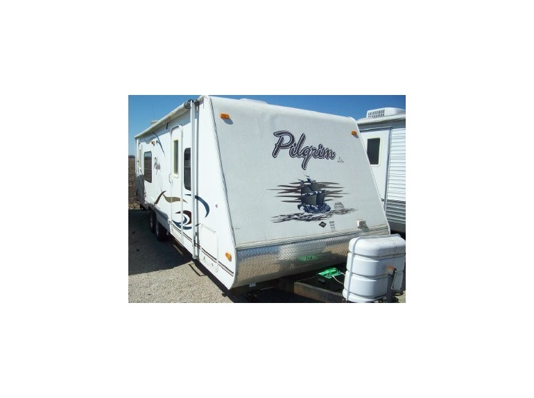 2007 Pilgrim International Pilgrim 25LRK