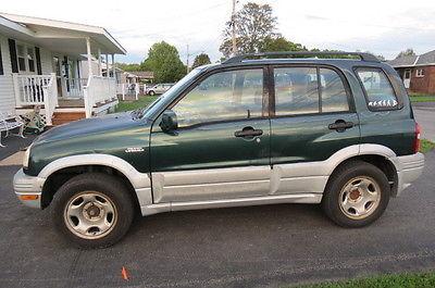 Suzuki : Grand Vitara silver 1999 suzuki grand vitara new mexico car no rust 4 x 4