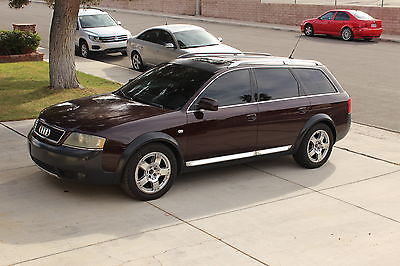 Audi : Allroad 5 Door Wagon Audi allroad 2003 2.7 Twin Turbo *** Going Cheap*** Convert to a 6MT***