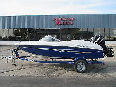 2008 Starcraft 1700 Fish & Ski