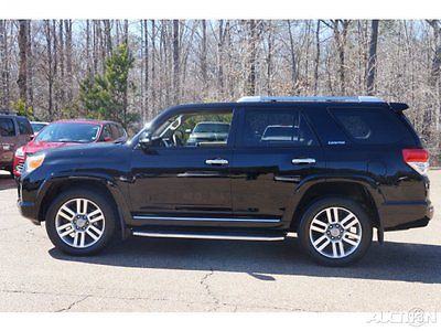 2013 toyota 4runner suv 4x4 limited cars for sale. Black Bedroom Furniture Sets. Home Design Ideas