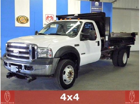 2007 Ford F-450 Chassis