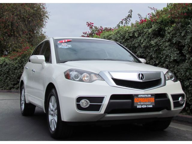 Acura : RDX FWD 4dr Tech Navigation Technology Package Xm Satellite Backup Camera Power Leather Seats