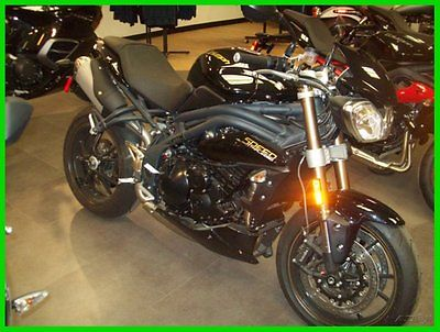 Triumph : Speed Triple 2014 triumph speed triple r abs new
