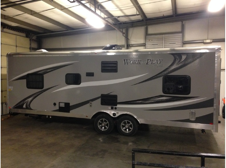 Forest River Work And Play Ultra Le 24uc Toy Rvs For Sale