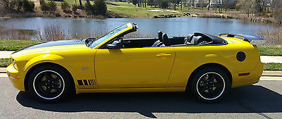 Ford : Mustang GT Convertible 2-Door 06 mustang convertible saleen supercharged custom