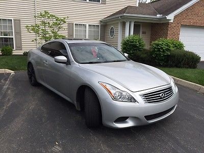 Infiniti : G37 G37s Sport 2008 sport used 3.7 l v 6 24 v automatic rwd coupe