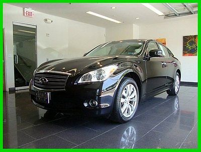 Infiniti : M M37X V6 AWD Leather Sunroof Navigation Certified 2013 m 37 x v 6 awd leather sunroof navigation used certified 3.7 l v 6 24 v automatic