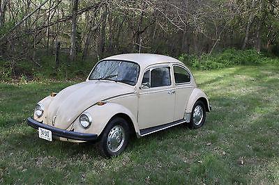 Volkswagen : Beetle - Classic std Vintage Classic 1969 Volkswagen Beetle Bug VW