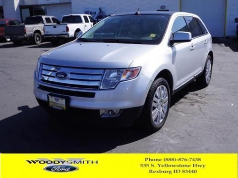 2010 FORD EDGE 4 DOOR SUV