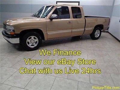 Chevrolet : Silverado 1500 LS 2WD Ext Cab 2000 silverado 1500 2 wd ext cab ls v 8 automatic we finance texas