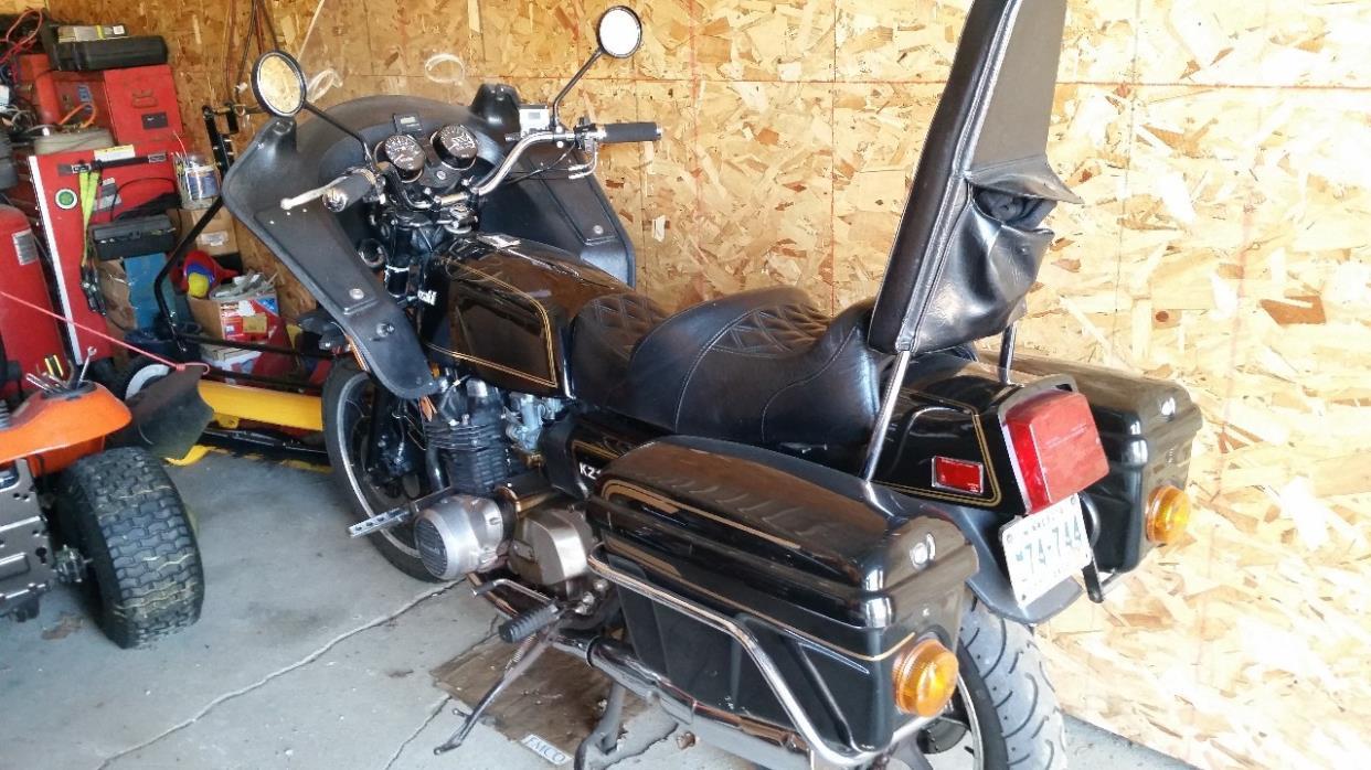 1980 Kawasaki KZ 1000
