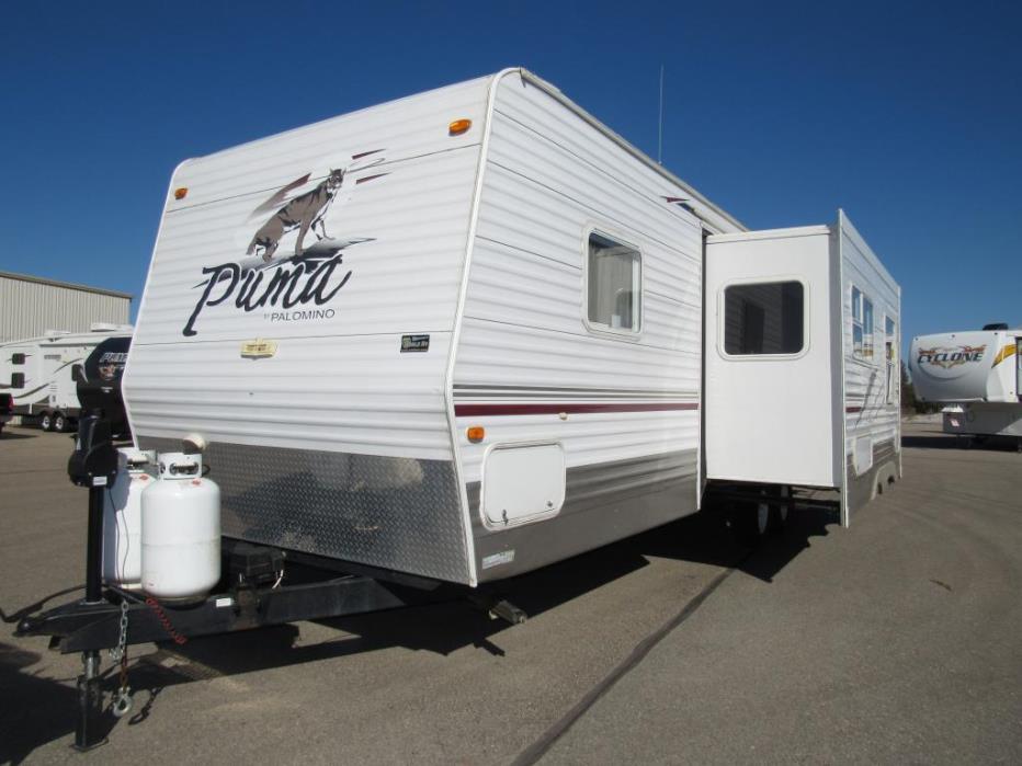 2007 Palomino Puma 30-FQSS