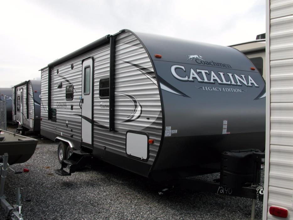 2017 Coachmen Catalina 243RBSLE