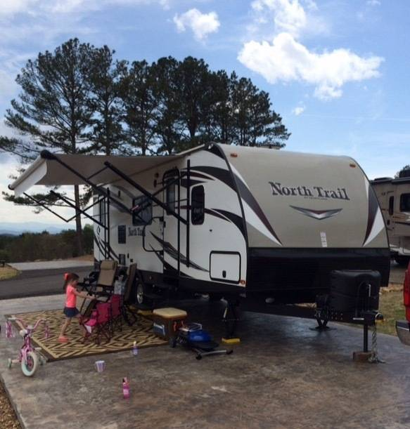 Heartland North Trail 28 Brs Rvs For Sale