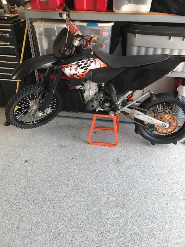 2008 KTM 450 XC-F