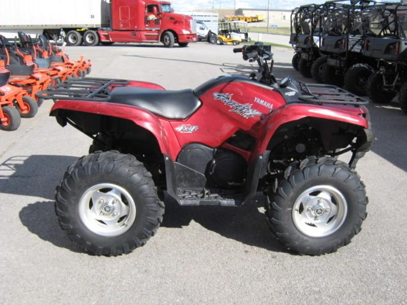 2009 yamaha grizzly 550 vehicles for sale for Yamaha grizzly for sale craigslist