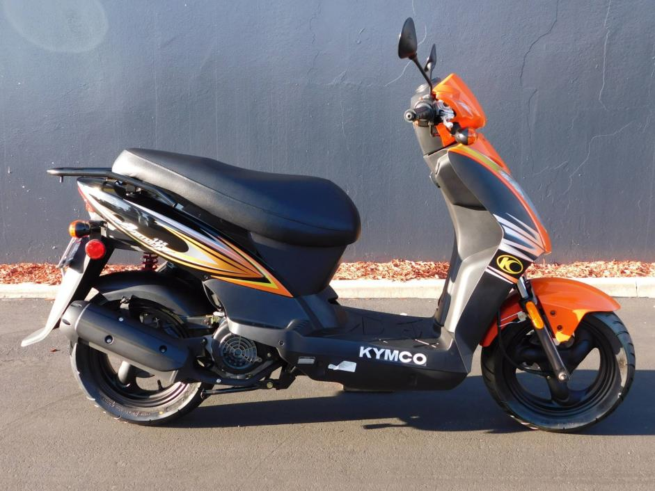 kymco agility 125 motorcycles for sale. Black Bedroom Furniture Sets. Home Design Ideas