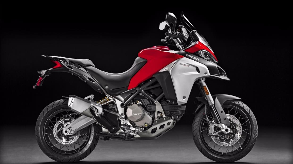 2017 Ducati Multistrada 1200 Enduro Touring