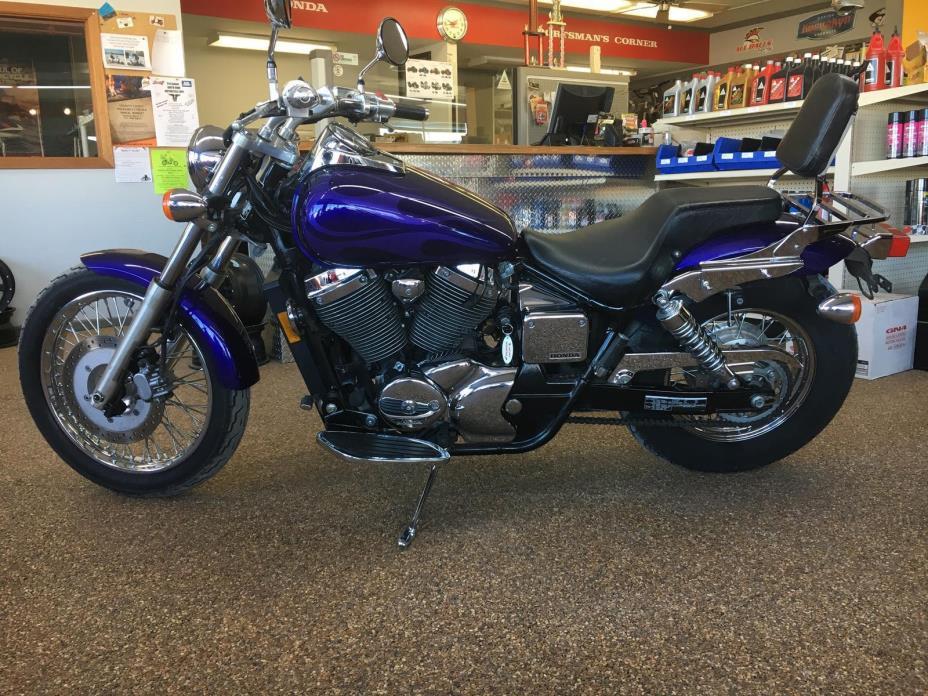 honda vt750dc spirit motorcycles for sale in iowa. Black Bedroom Furniture Sets. Home Design Ideas