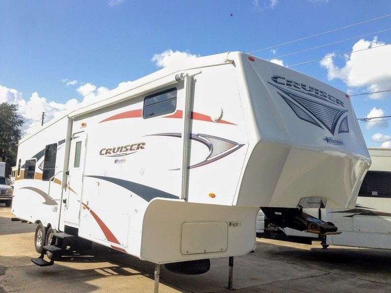 2010 Crossroads Rv Cruiser Patriot Provincial Fifth Wheel Series 31 RE
