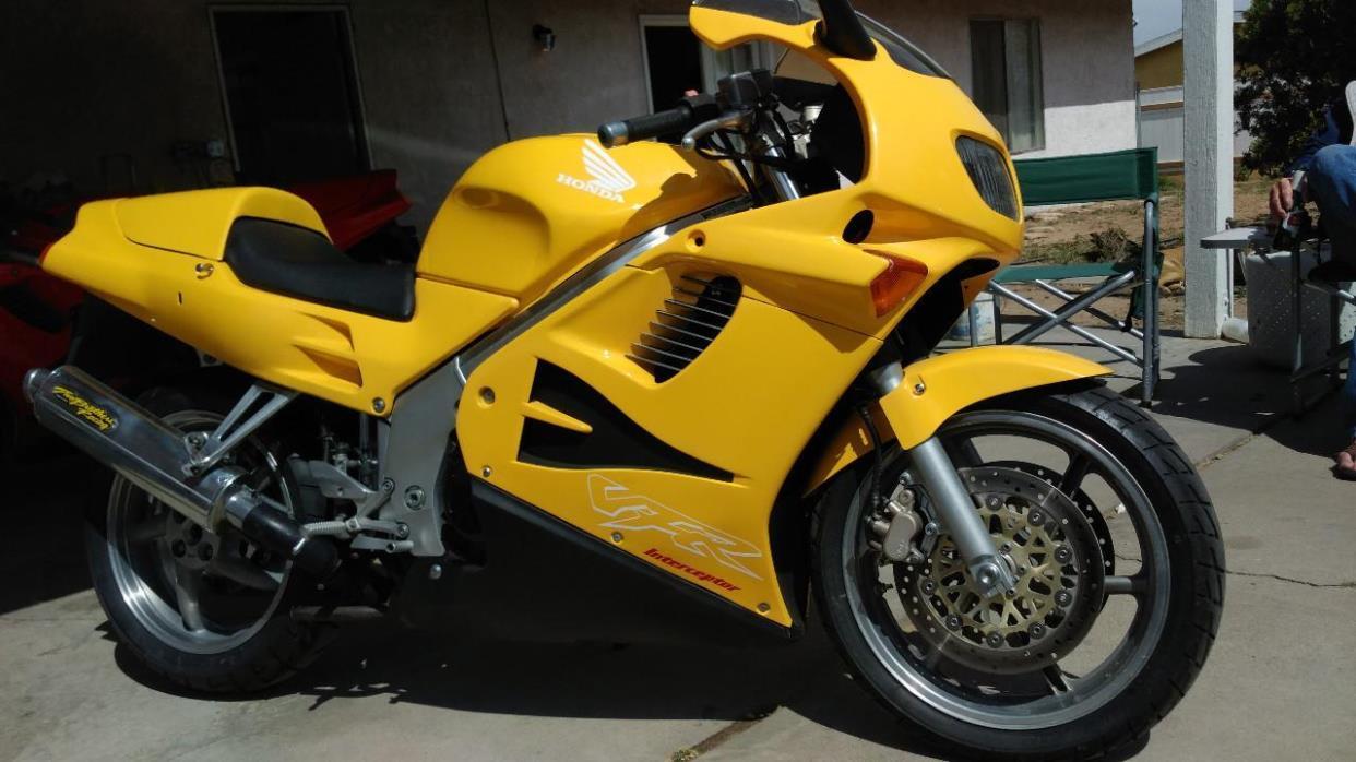 For Honda VFR 750 F 1994 Throttle Cable Set Superbike Conversion