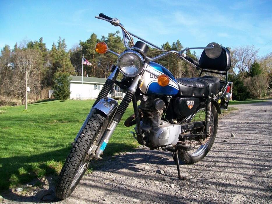 1973 Honda CL
