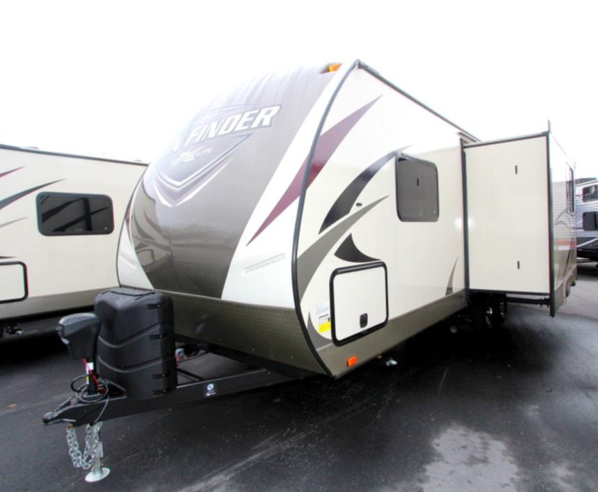2017 Cruiser Rv FUN FINDER 24KR