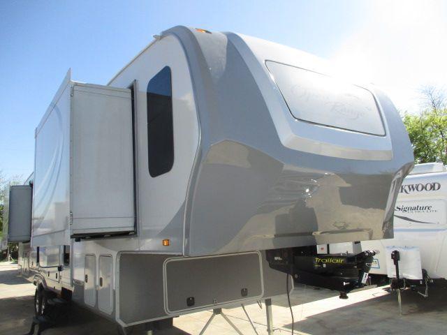 2014 Open Range Mesa Ridge Open Range 346FLR