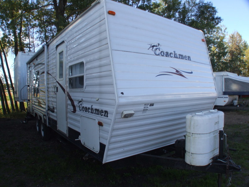 2006 Coachman Spirit Of America 25 RK