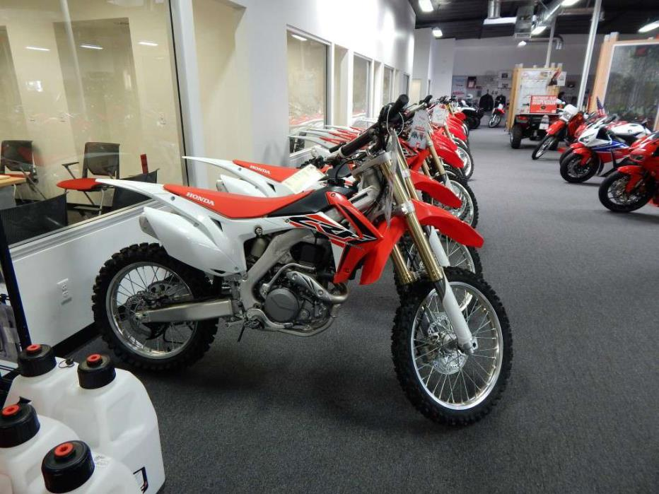 Honda crf 450 motorcycles for sale in carson california for Honda of carson