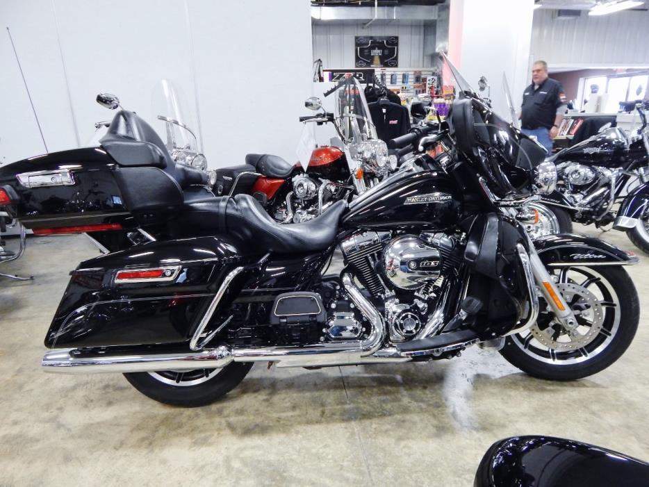 2014 Harley-Davidson FLHTK Electra Glide Ultra Limited