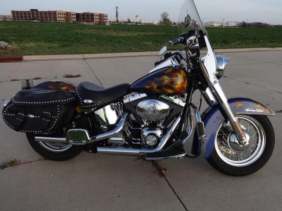 2006 Harley-Davidson HERITAGE SOFTAIL CLASSIC