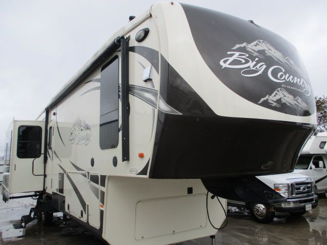 2015 Heartland Big Country 3450TS