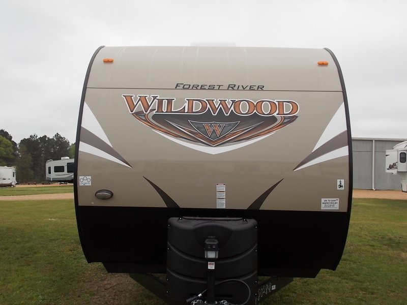 2017 Forest River Wildwood 27REI-MW