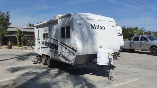 2010 Eclipse Recreational Vehicles MILAN 18FBS