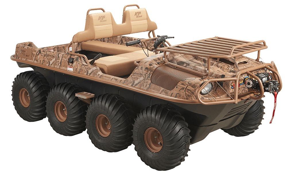 2017 Argo Frontier 8x8 Scout S
