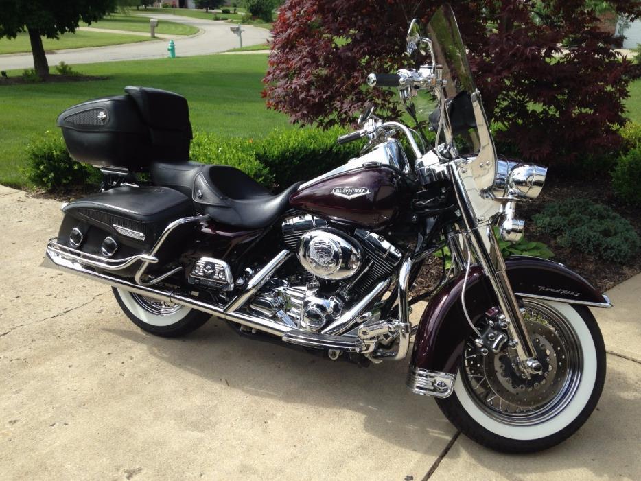 harley davidson road king classic motorcycles for sale in. Black Bedroom Furniture Sets. Home Design Ideas