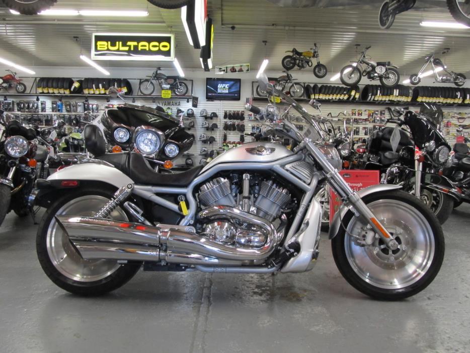 2003 Harley-Davidson VRSC V Rod 100th Anniversary