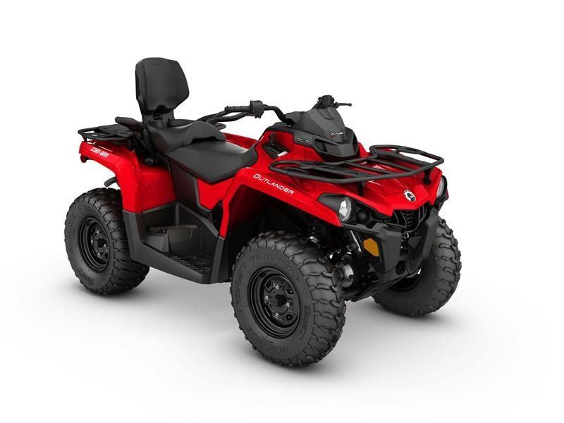 2017 Can-Am Outlander MAX 450