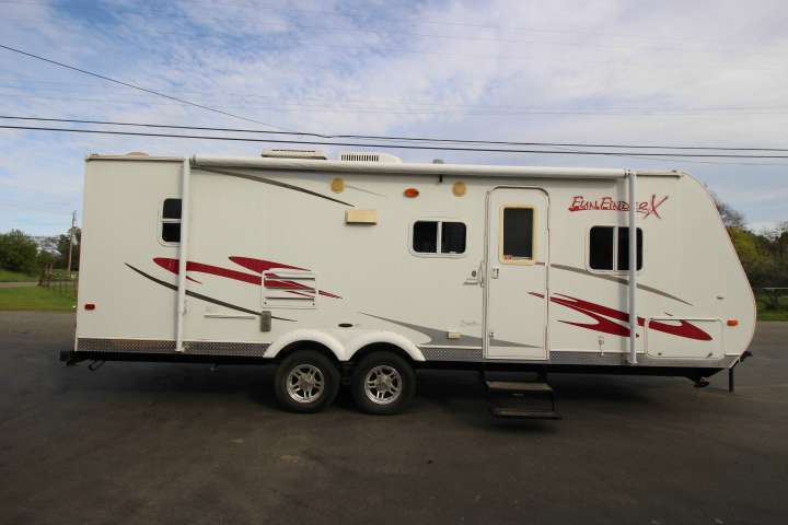 2008 Cruiser Rv Fun Finder 25