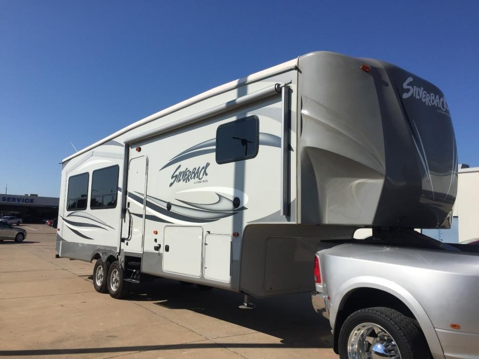 2014 Forest River CEDAR CREEK SILVERBACK 29RE