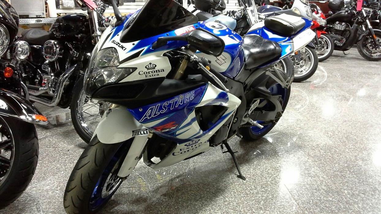 2007 Suzuki Motor Of America Inc. GSX-R600