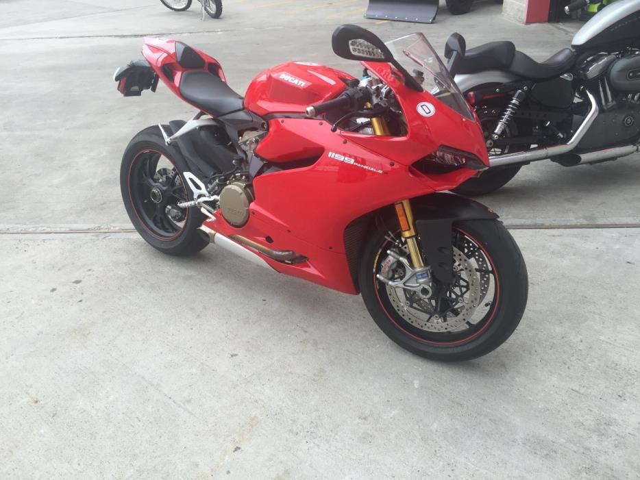2013 Ducati SUPERBIKE 1199 PANIGALE S