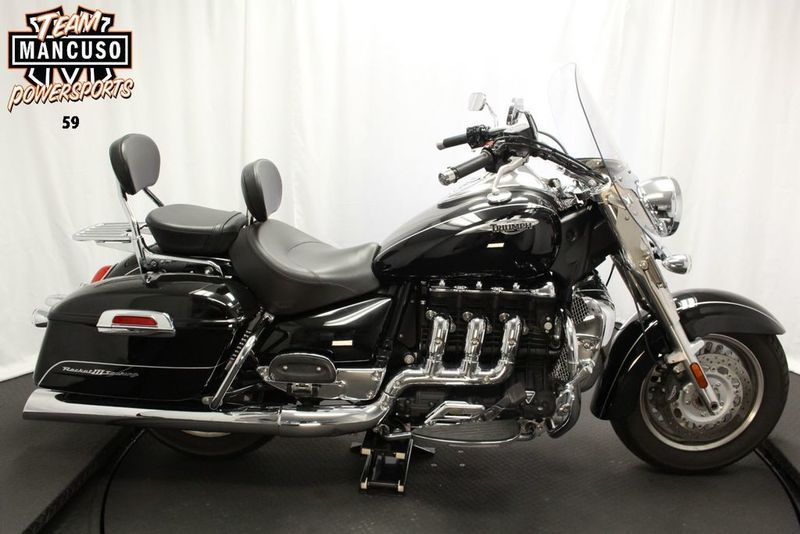 Triumph Rocket Iii Touring Motorcycles For Sale In Texas