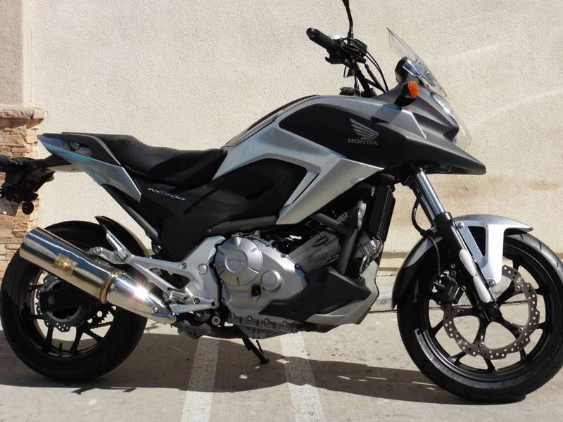 2012 honda nc700x motorcycles for sale in california. Black Bedroom Furniture Sets. Home Design Ideas