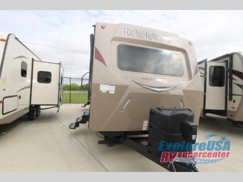 2018 Forest River Rv Rockwood Ultra Lite 2604WS